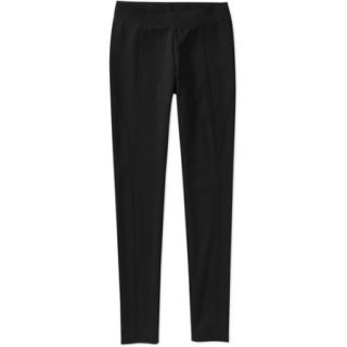 Miss Tina Women's Seamed Ponte Pull On Pants