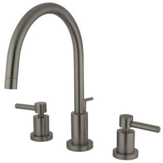 Kingston Brass KS8928DL Satin Nickel Ks892 dl Bathroom Faucet   Build