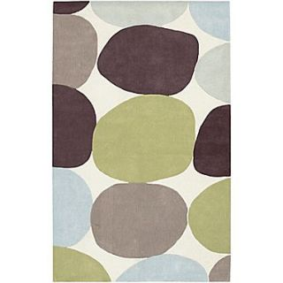 Surya Cosmopolitan COS8809 811 Hand Tufted Rug, 8 x 11 Rectangle