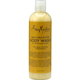 SheaMoisture Raw Shea Butter Body Wash, 13 oz