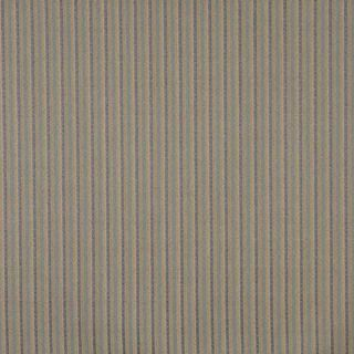 F750 Beige And Blue Striped Durable Stain Resistant Crypton Fabric