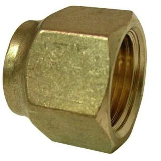 Sioux Chief 3/8 in. Brass Short Forged Flare Nut 975 091001