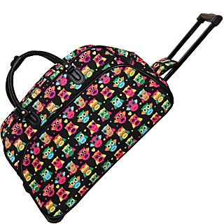 World Traveler Owl 21 Rolling Duffel Bag