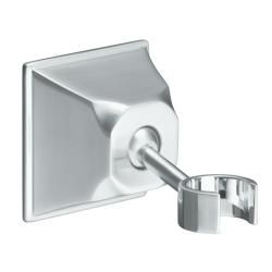 Kohler K 422 G Brushed Chrome Memoirs Adjustable Wall Mount Bracket