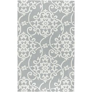 Surya Cosmopolitan COS8828 58 Hand Tufted Rug, 5 x 8 Rectangle