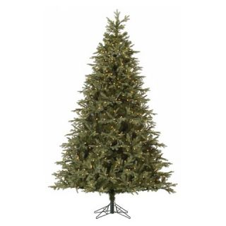 ft. Elk Frasier Fir Dura Lit Artificial Christmas Tree   Clear