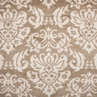 Safavieh Florida Shag Beige & Cream Area Rug