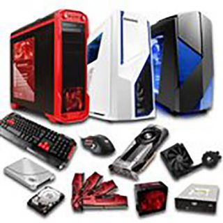 iBuyPower 'Build Your Own' Gaming Desktop Bundle   Select Case, Processor, Memory, Hard Drive, and more