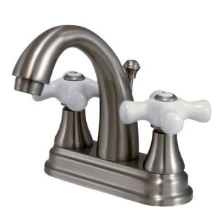 Kingston Brass KS7618PX Satin Nickel Ks761 px Bathroom Faucet   Build