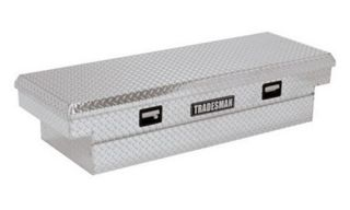 Tradesman Full size Single Lid Truck Aluminum Cross bed Tool Box   Truck Tool Boxes