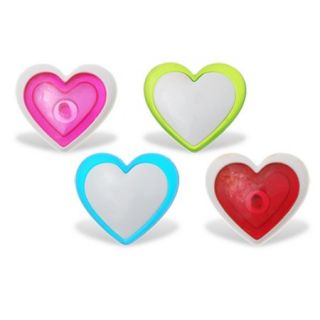 Cute Heart Pattern Fridge Refrigerator Magnets for Home Office Decor