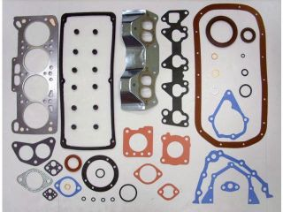91 94 Chrysler Colt 4G15 1.5L 1468cc L4 12V SOHC Engine Full Gasket Replacement Kit Set FelPro: HS9758PT/CS8767 1