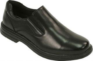 Mens Deer Stags Nu Media Slip On   Black    & Exchanges