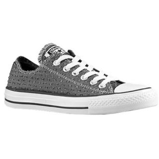 Converse All Star Perfed Canvas   Womens   Basketball   Shoes   Black