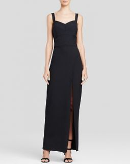 Nicole Miller Techy Crepe Gown