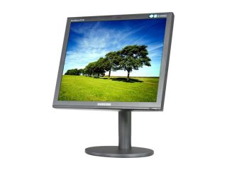 "SAMSUNG B1740R Black 17"" 5ms Height Adjustable LCD Monitor 250 cd/m2 DC 50,000:1 (1,000:1)"