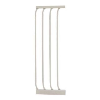 10.5 in. Extra Tall Gate Extension (White)