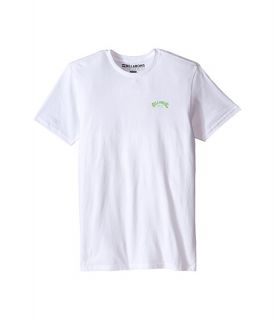 Billabong Kids Arch T Shirt (Big Kids) White