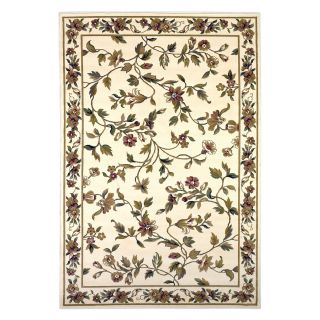 KAS Rugs Cambridge 733 Floral Vine Area Rug   Area Rugs