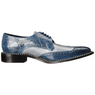 Giorgio Brutini Men Caster Wingtip Oxfords