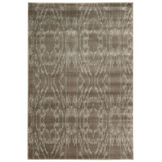 Oh Home Prisma Electric Dark Brown Rug (8 x 104 inch)   17340927
