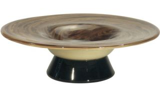 Dale Tiffany 3H in. San Felipe Bowl   Bowls & Trays