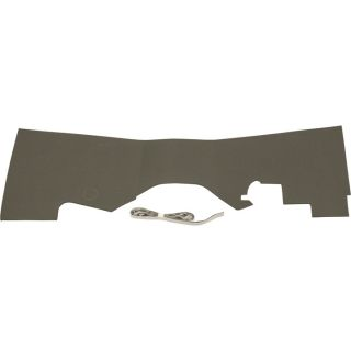 K & M Pre-Cut Cab Foam Kit — Cowl Cover for International Harvester Tractors, Model# 4041  Tractor Cab Foam Interiors