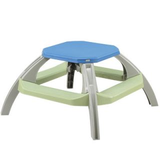 Kids Octagon Picnic Table by American Plastic Toys