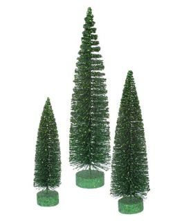 Vickerman Tabletop Oval Unlit Slim Christmas Tree Set   Christmas