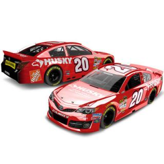 Action Racing Matt Kenseth 2013 Husky Tools 124 Scale Platinum Die Cast Toyota Camry   Color Chrome
