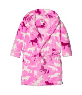 Hatley Kids Fairy Tale Horses Fleece Robe (Toddler/Little Kids/Big Kids)