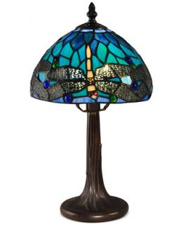 Dale Tiffany Classic Dragonfly Accent Table Lamp   Lighting & Lamps